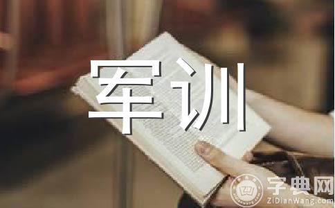 【实用】军训800字作文(精选11篇)